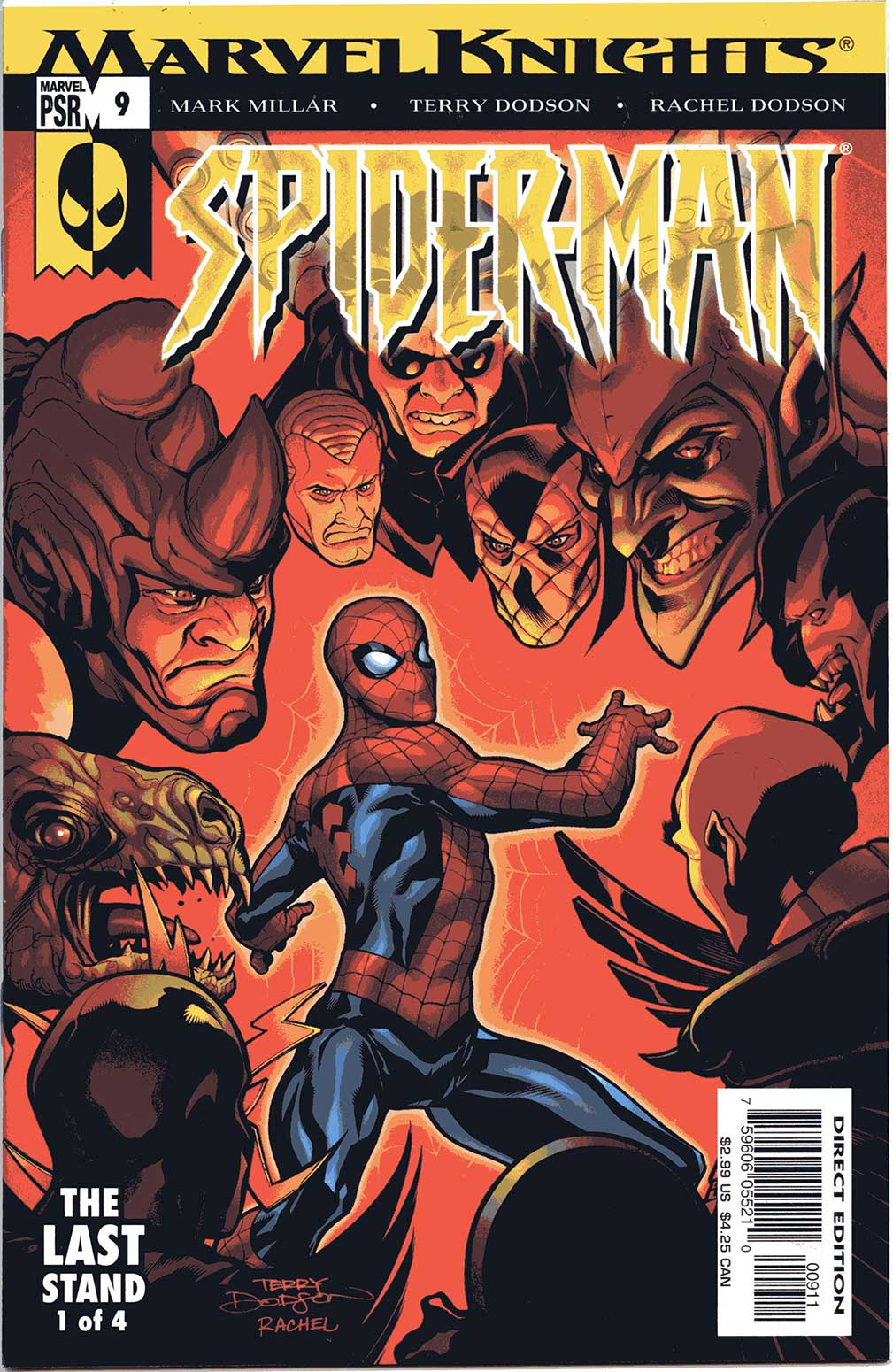 Marvel Knights #4 Marvel NM Comics Book